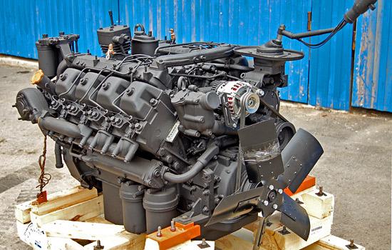 Двигатели КАМАЗ 740 до сих пор